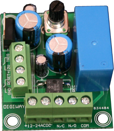 Gate Motor Control Boards For Industrial And Commercial