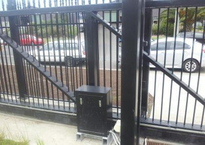 P750 Sliding Gate Motor - Encoder