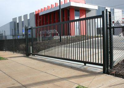 P750 Gate Slider